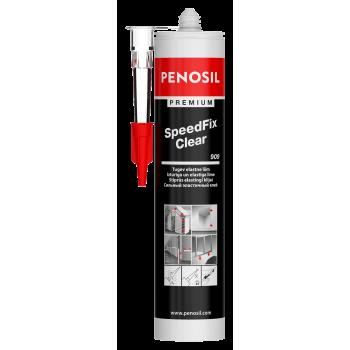 Клей PENOSIL Premium SpeedFix Clear 909, прозрачный